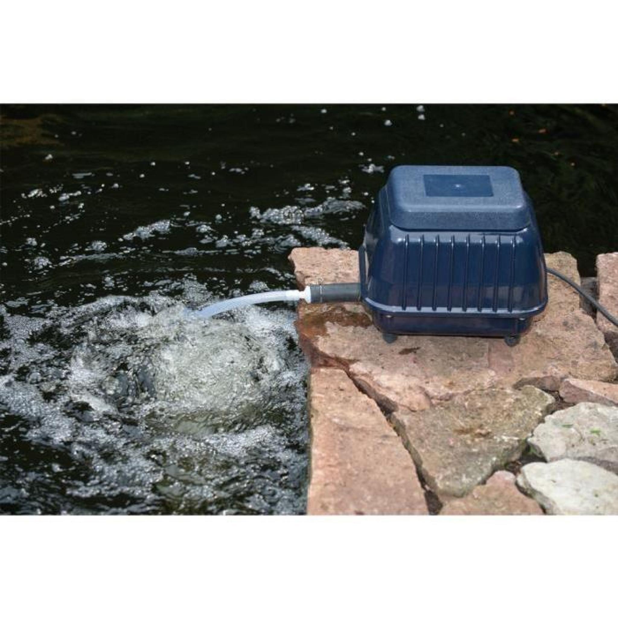 Accessoires pour fontaines et bassins pompe a air velda Accessoires pour bassin de jardin