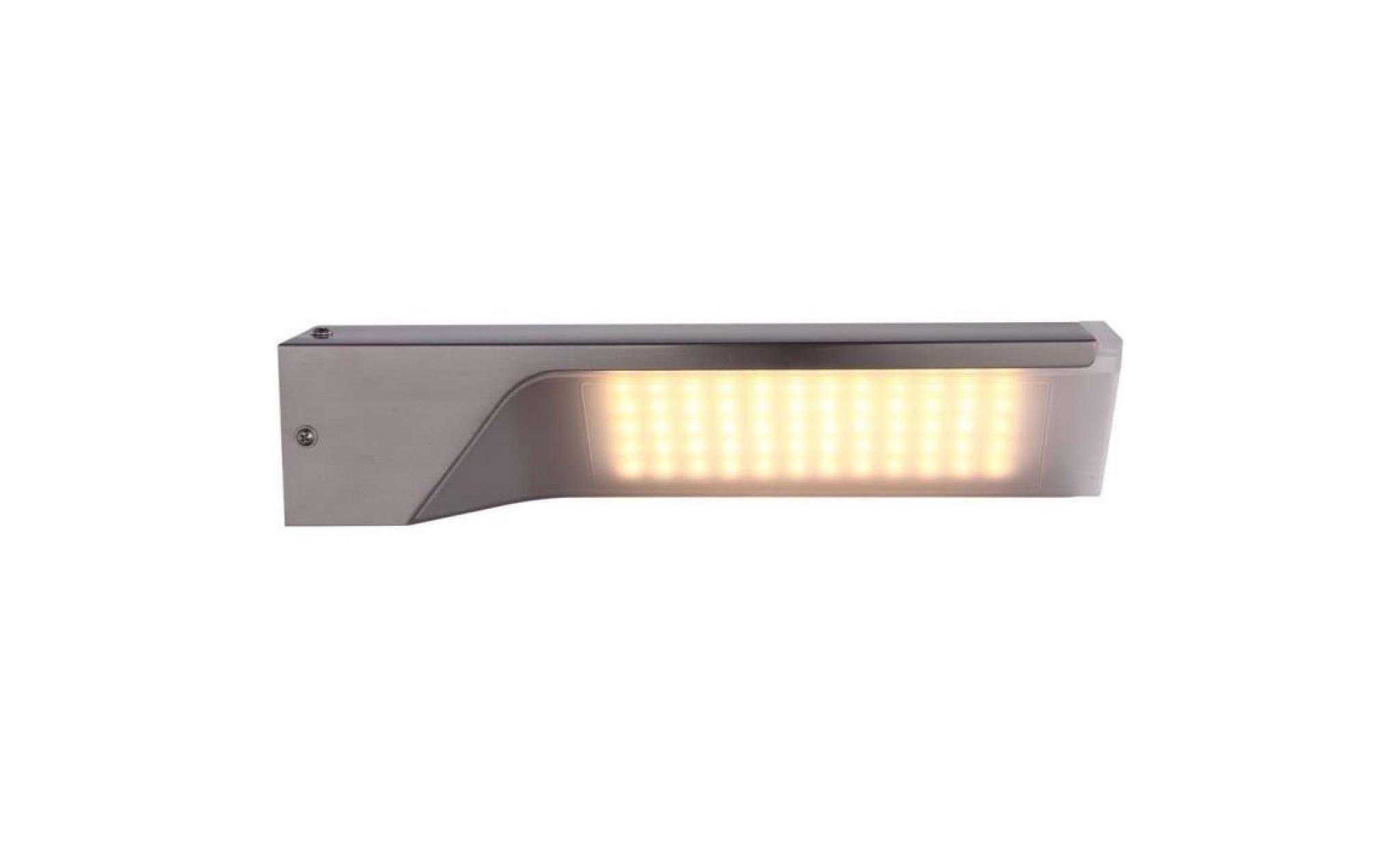 applique ext rieure luminaire mural lampe acier inoxydable. Black Bedroom Furniture Sets. Home Design Ideas