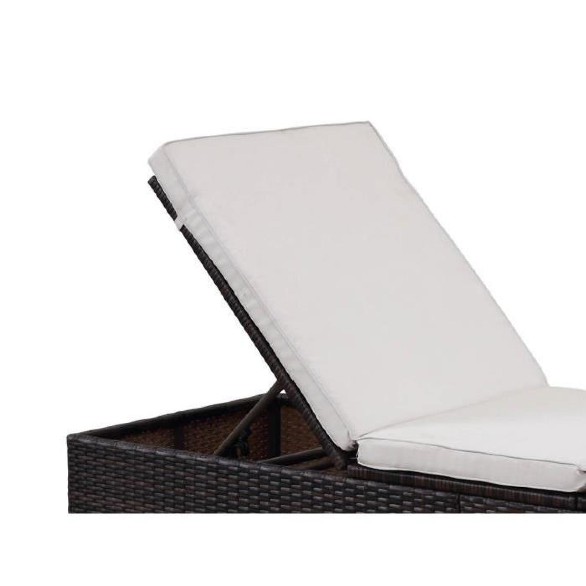 l gant bain de soleil resine pas cher id es de bain de. Black Bedroom Furniture Sets. Home Design Ideas