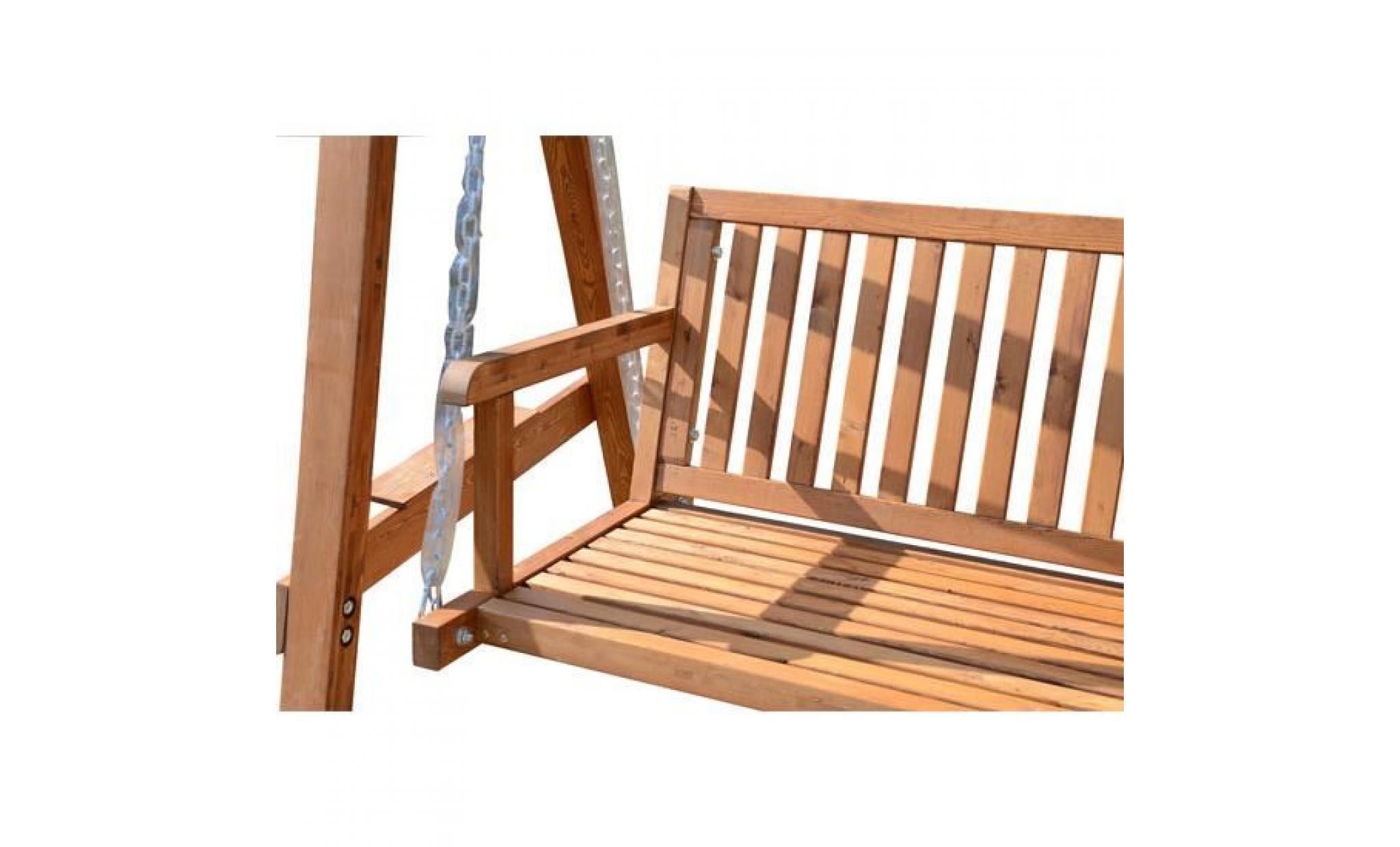 balancelle balan oire hamac banc fauteuil de jardin en. Black Bedroom Furniture Sets. Home Design Ideas