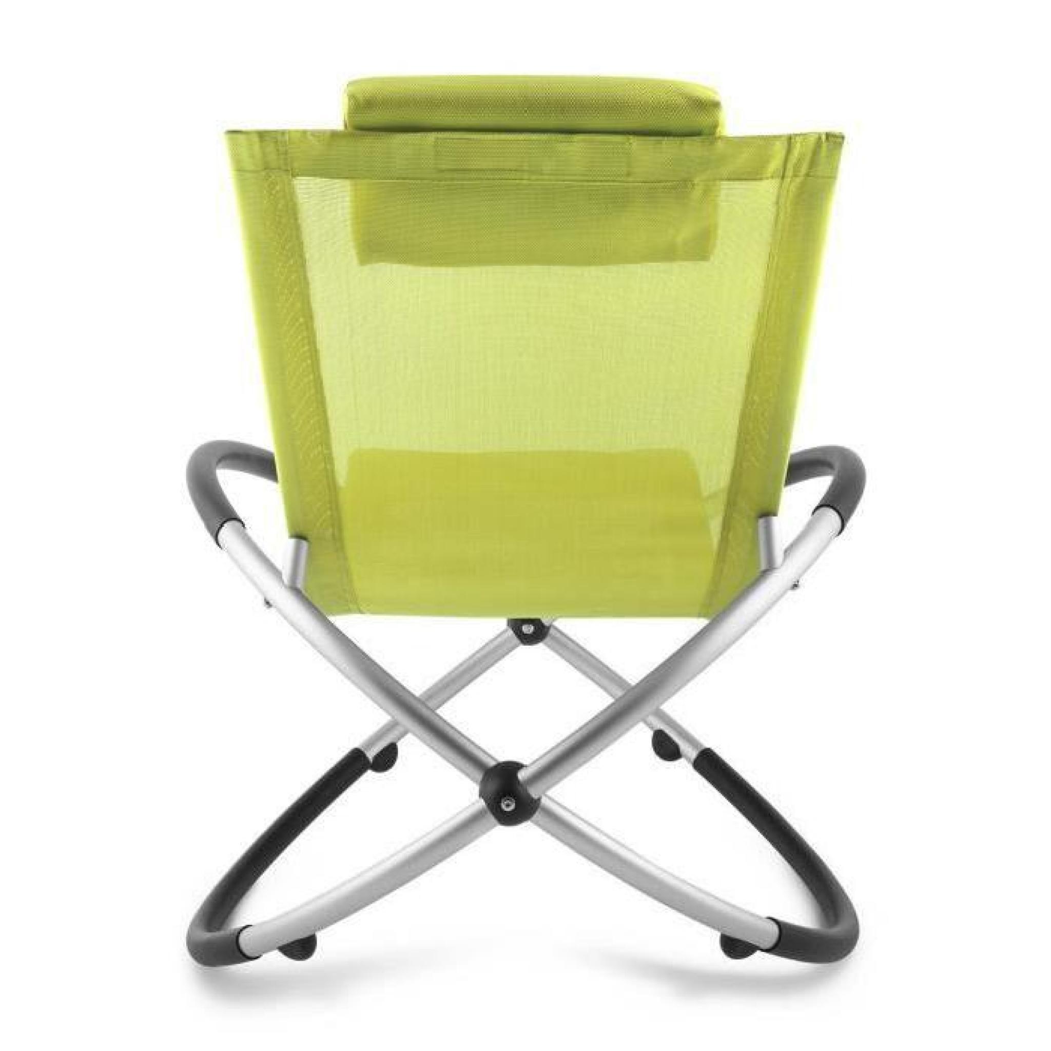 Blumfeldt chilly billy chaise longue de jardin avec - Chaise longue de jardin pas cher ...