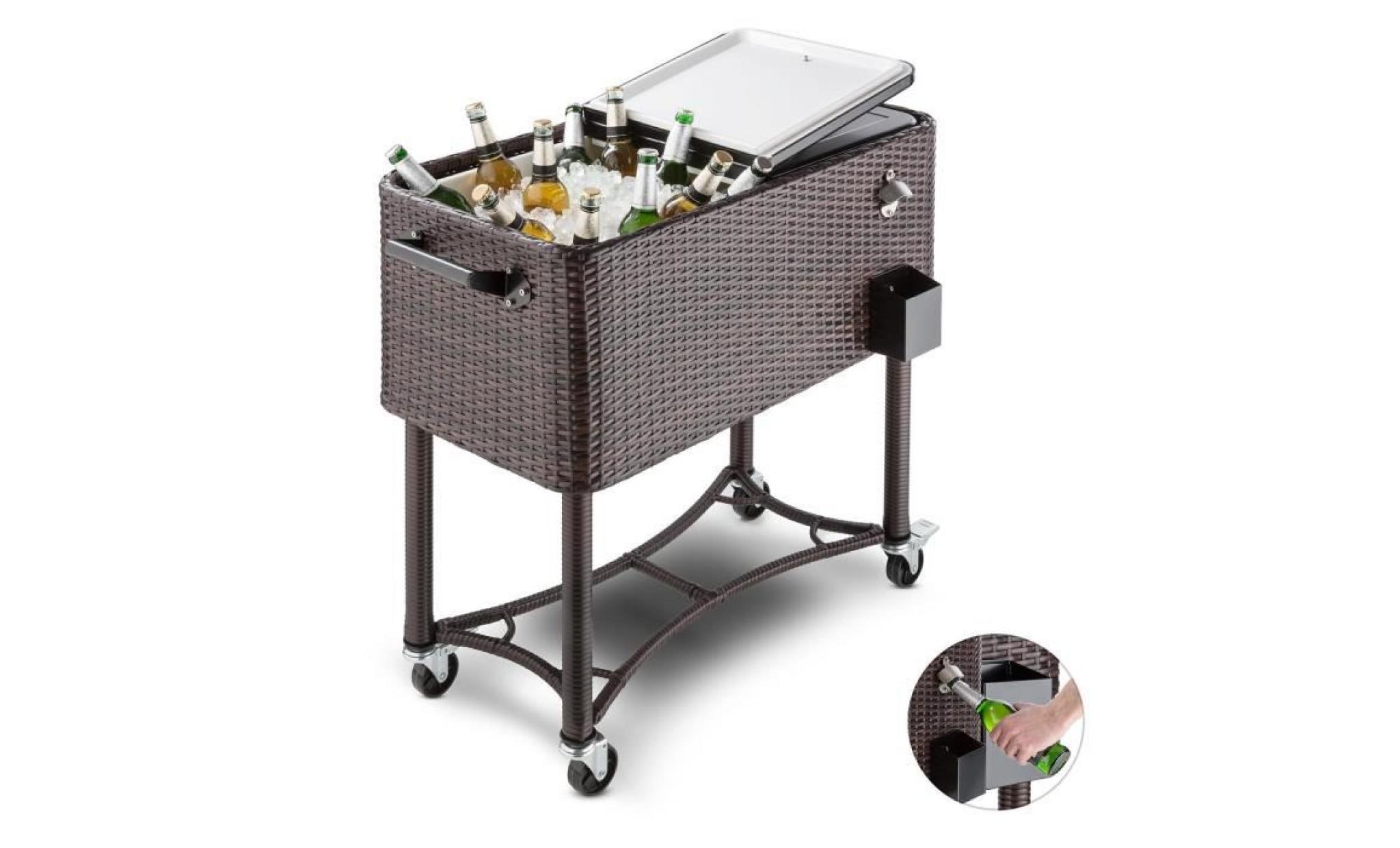 Blumfeldt Springbreak Chariot Bar Glaci 232 Re Frigorifique De