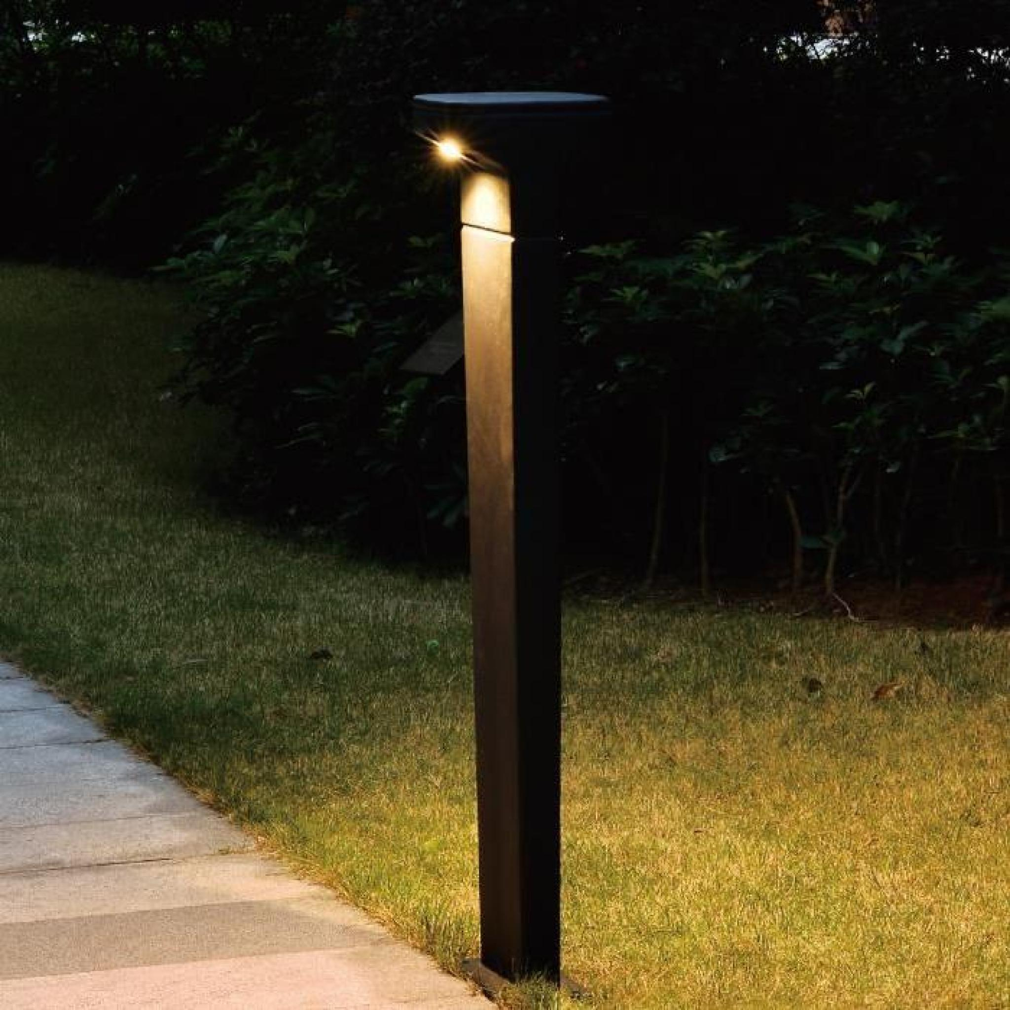 ceen borne d 39 eclairage ext rieur led cob mod le 1466 3w 2. Black Bedroom Furniture Sets. Home Design Ideas