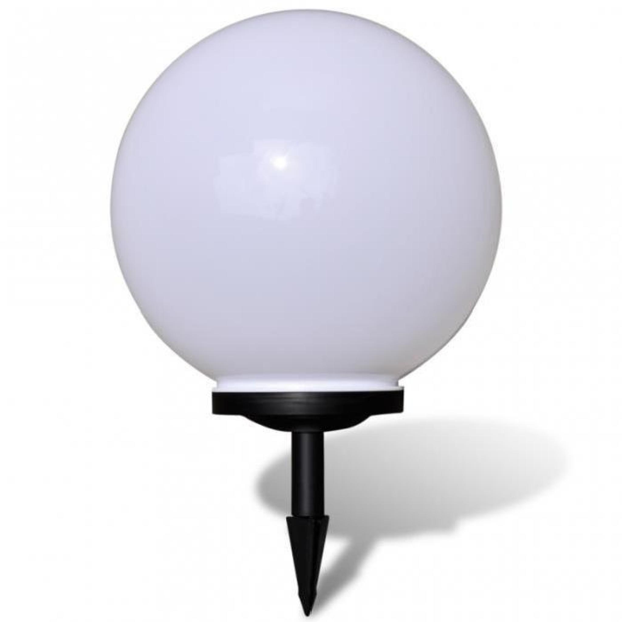 Boule Solaire Ext Rieure Diam Tre 50 Cm Luminaire