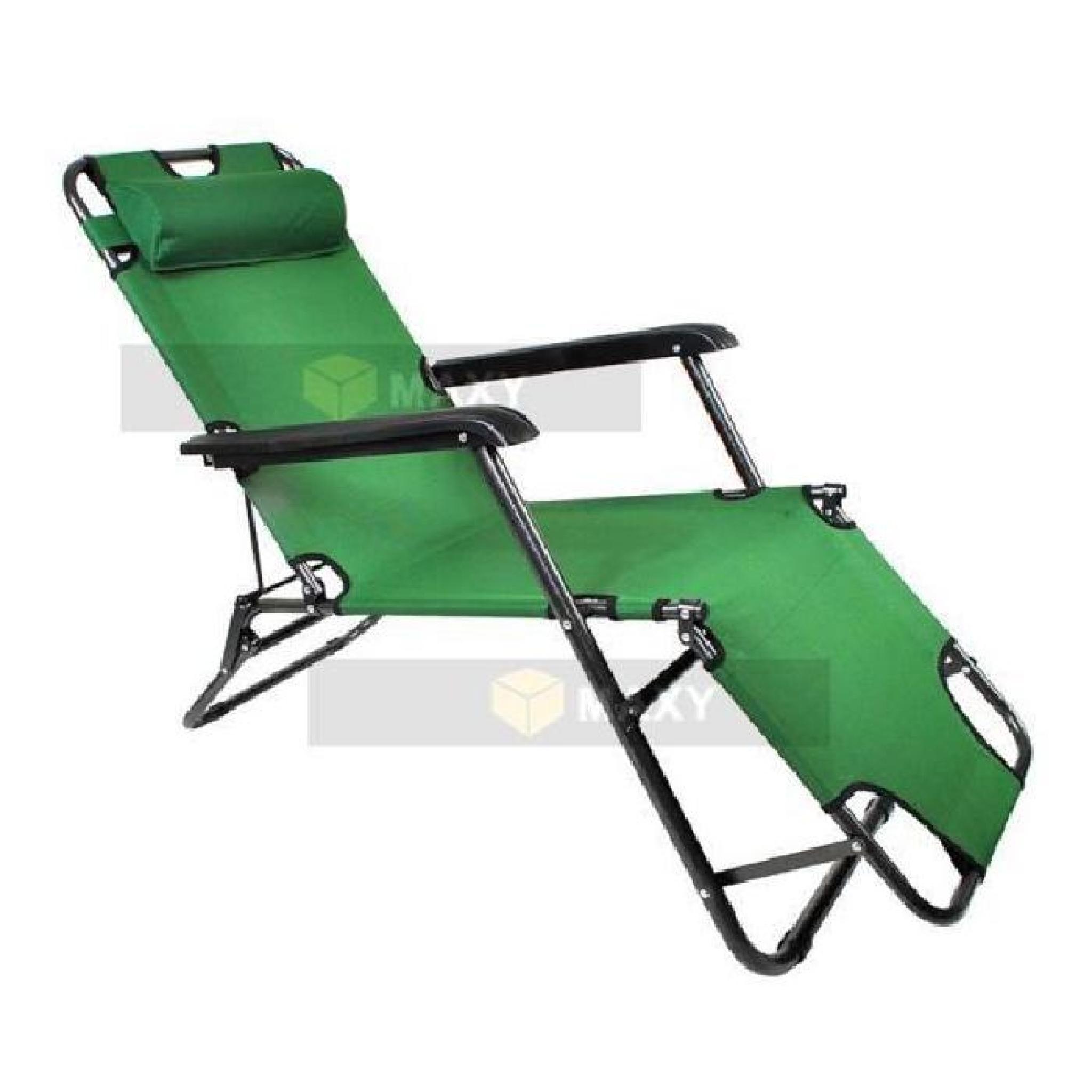 chaise longue transat 3 positions fauteuil pliable jardin piscine plage bleu cl pas cher - Chaise Longue Transat