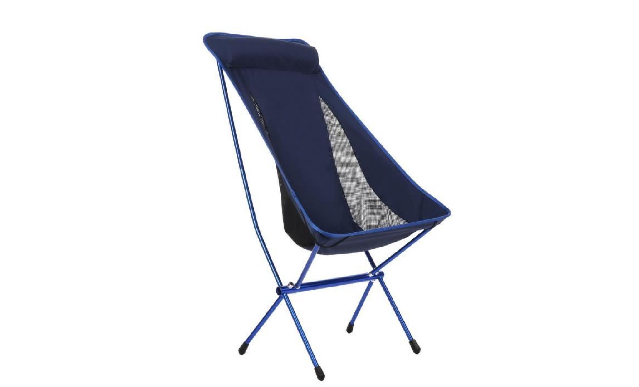 Robuste avec Une capacité de 7 kg Pio.man Chaise de Camping