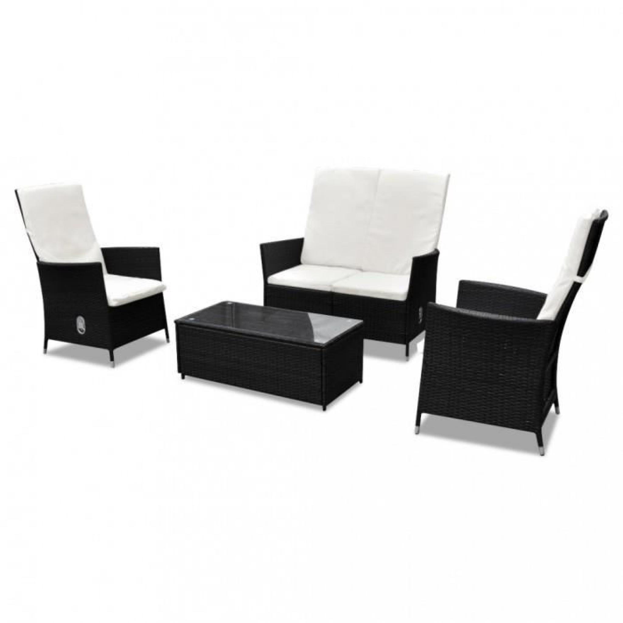 ensembles de meubles d 39 exterieur ensemble salon de jardin. Black Bedroom Furniture Sets. Home Design Ideas