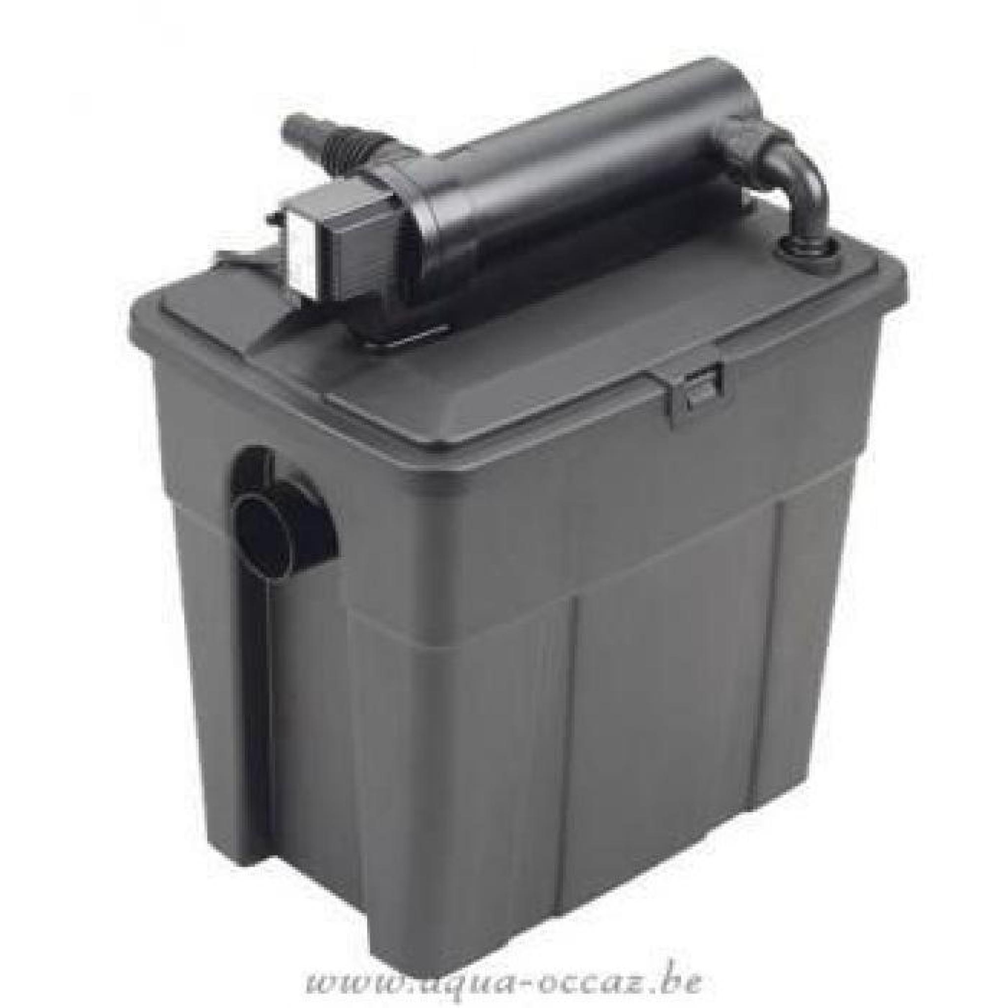 filtration complète avec uv pour bassin de jardin  2000 à