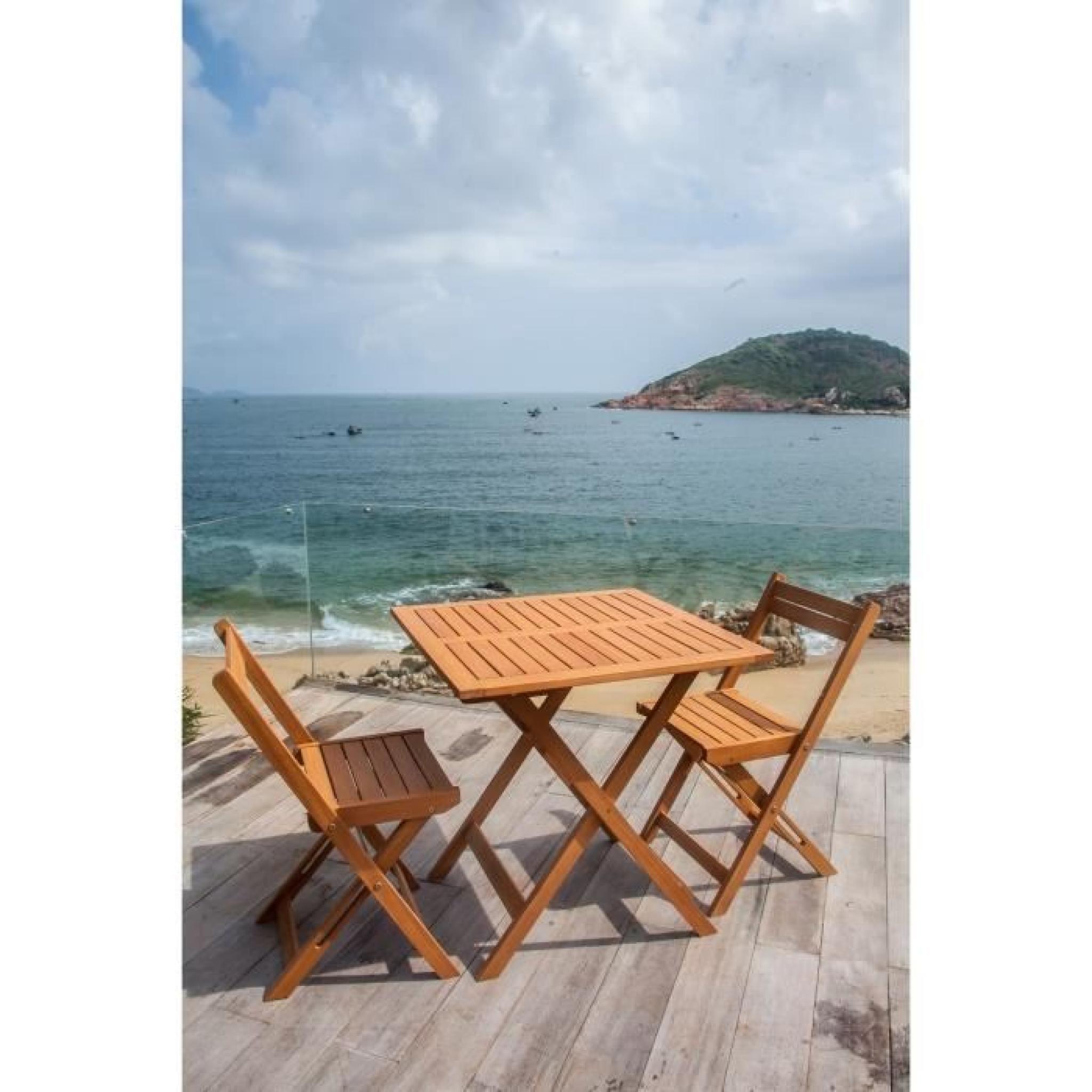 finlandek set bistro 2 places en eucalyptus jakaa achat vente salon de jardin en bois pas. Black Bedroom Furniture Sets. Home Design Ideas