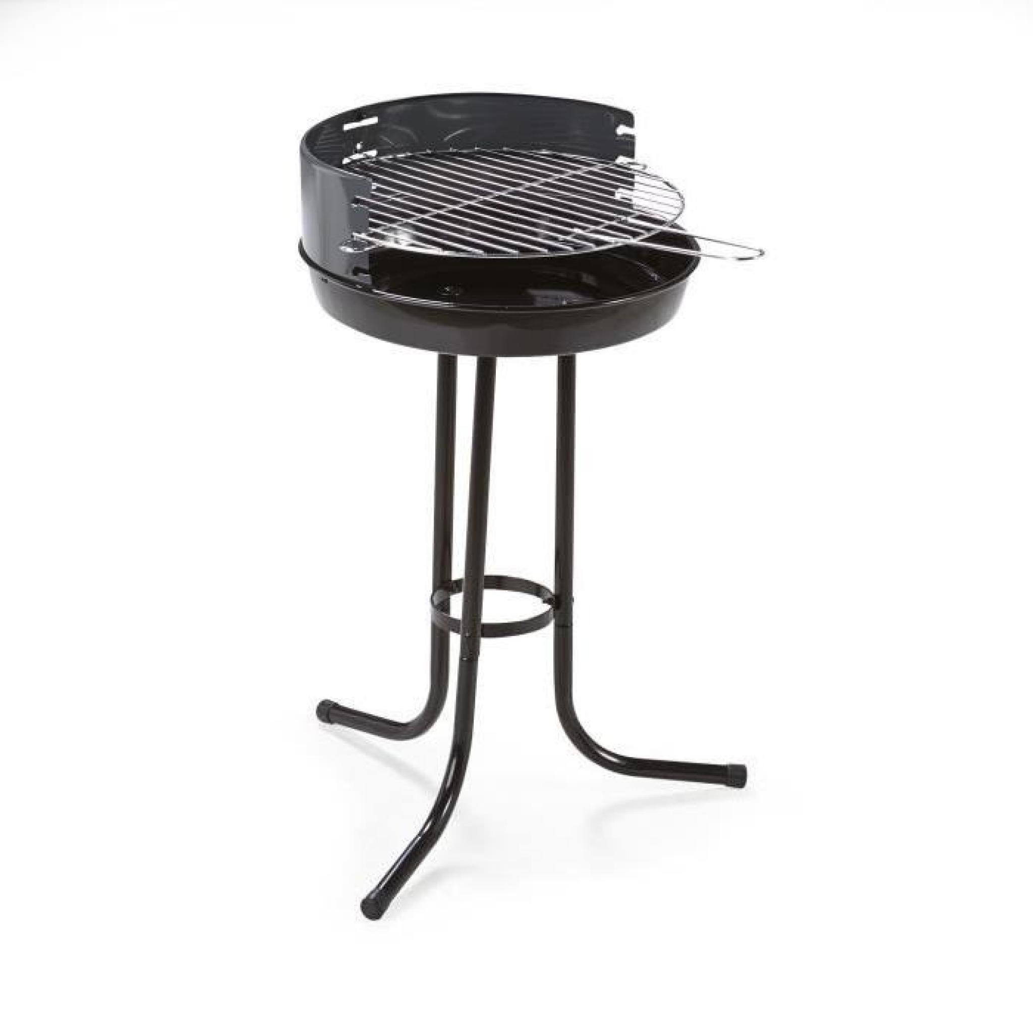 friends jardin barbecue au charbon 36cm noir achat vente barbecue bois pas cher. Black Bedroom Furniture Sets. Home Design Ideas