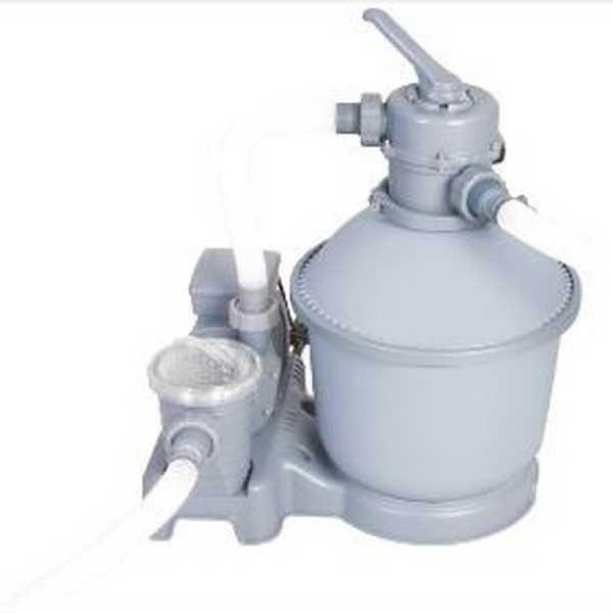 Kit piscine hors sol acier bestway m filtration - Piscine hors sol acier pas cher ...
