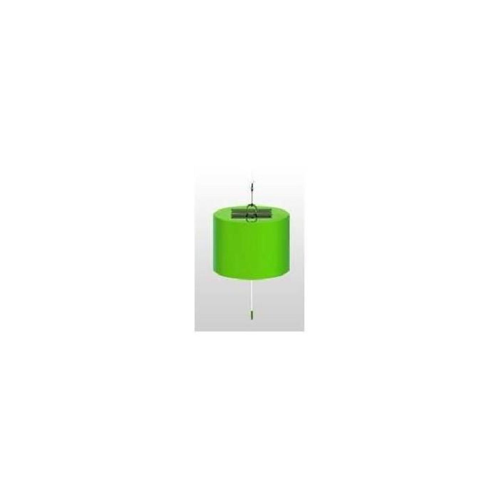 Lampe solaire suspendre de couleur verte achat vente for Lampe a suspendre