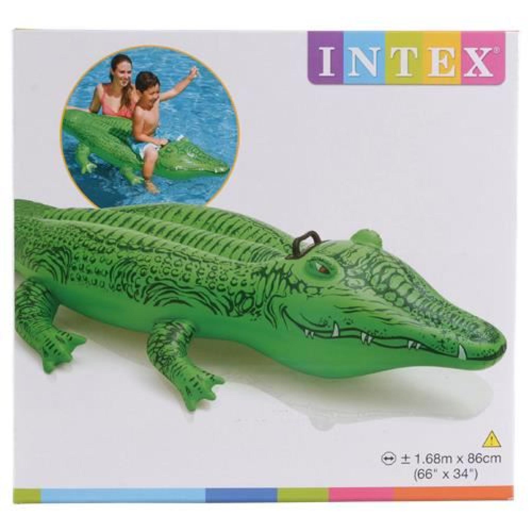 matelas gonflable enfant piscine crocodile achat vente. Black Bedroom Furniture Sets. Home Design Ideas