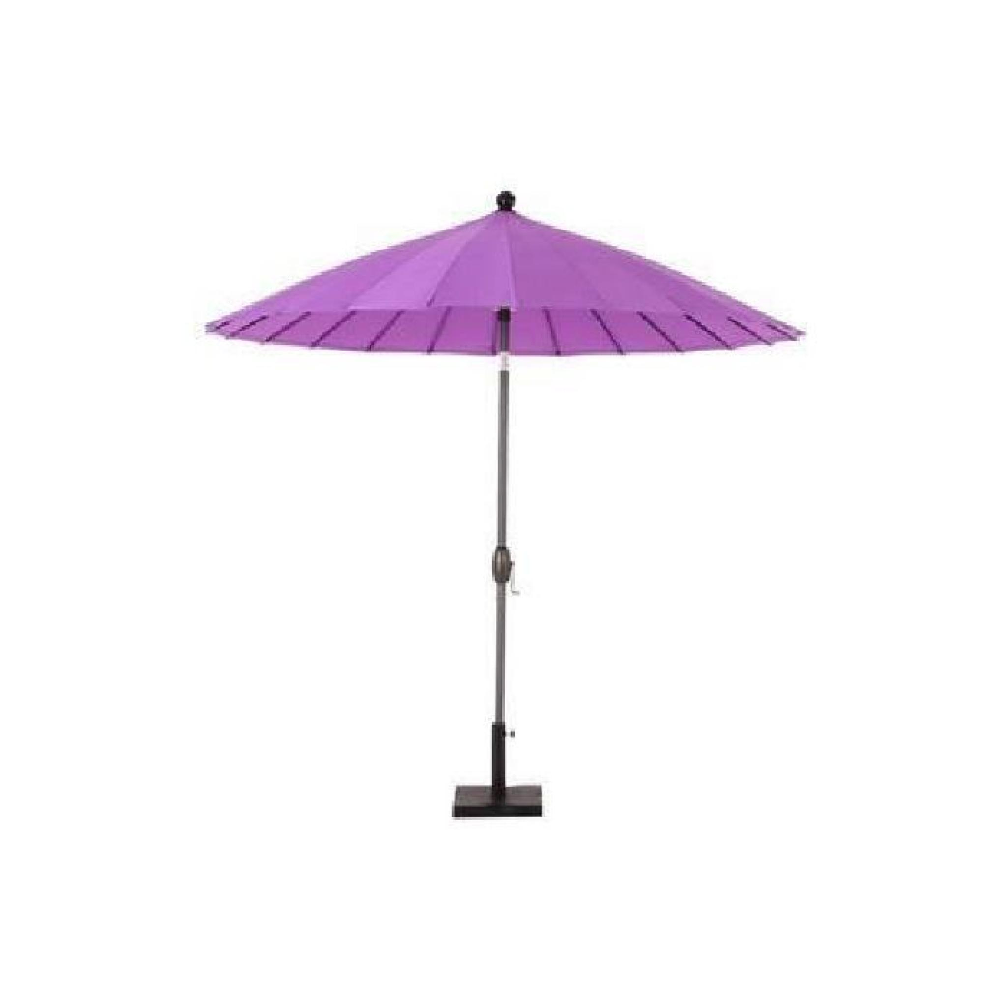 parasol-auto-inclinable-boyeros-2-6-m-violet-1 Impressionnant De Parasol Rectangulaire Inclinable