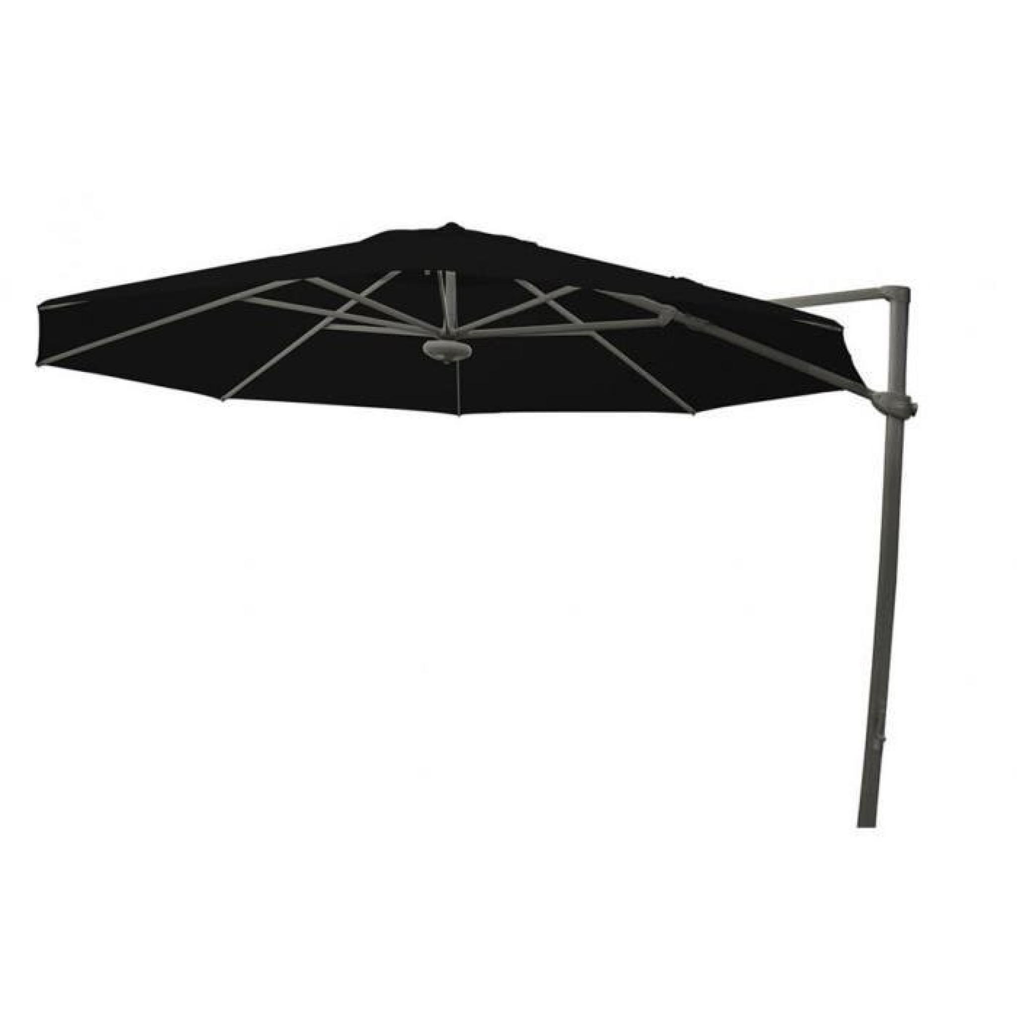 achat parasol affordable parasol biarritz parasol aluminium dport x m polyeste with achat. Black Bedroom Furniture Sets. Home Design Ideas