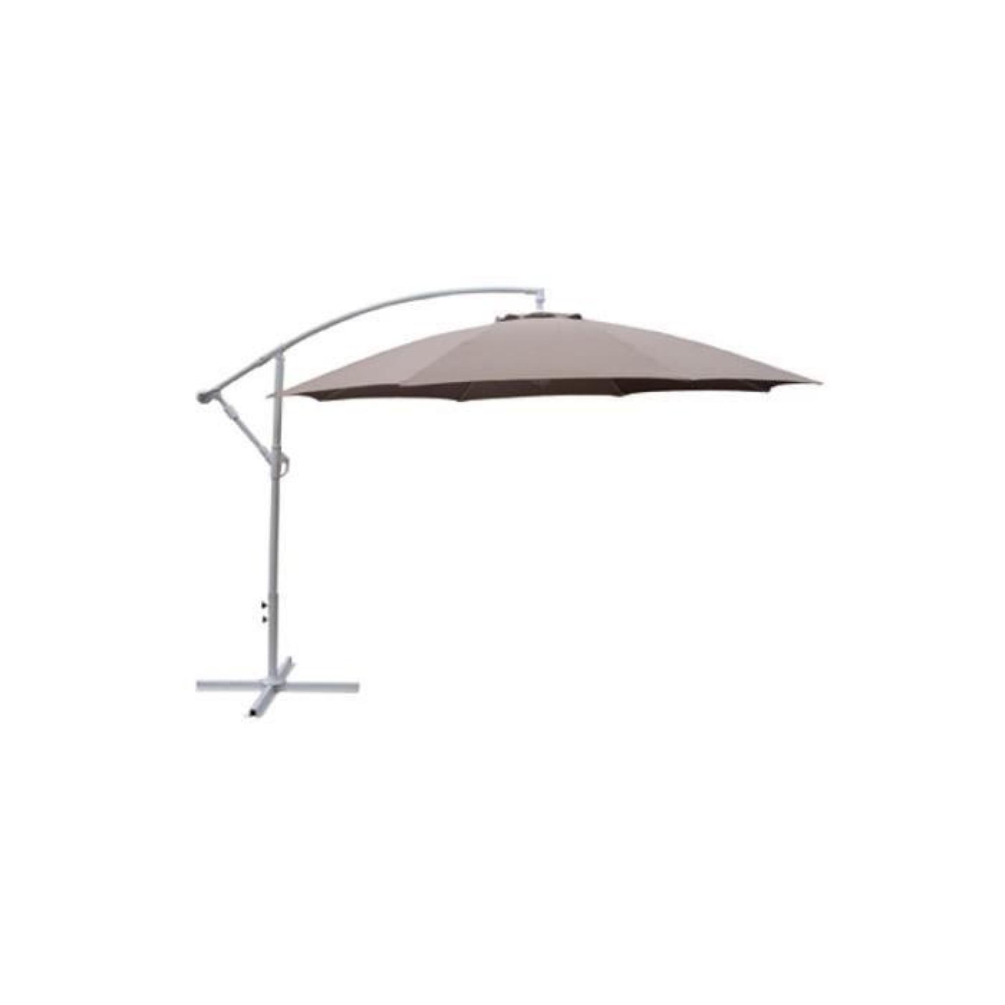 parasol-deporte-3m-taupe-1 Frais De toile Parasol Concept
