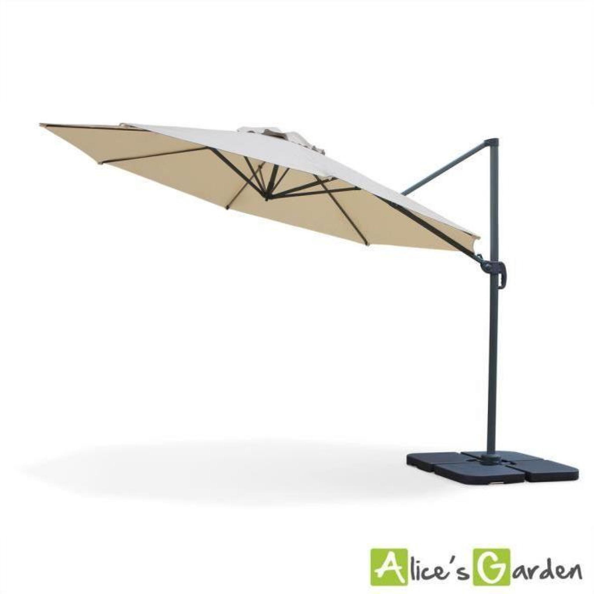 parasols deportes soldes parasol dport xm taupe collection sunny with parasols deportes soldes. Black Bedroom Furniture Sets. Home Design Ideas