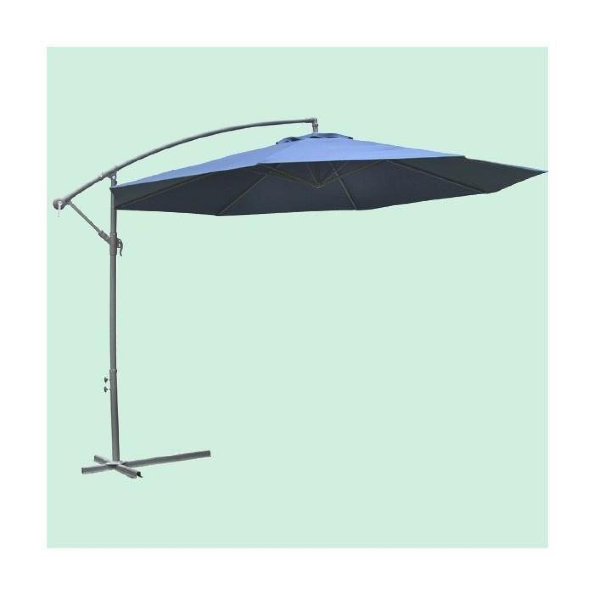 parasol-deporte-rond-diametre-3-50m-vert-1 Unique De Promo Parasol Schème