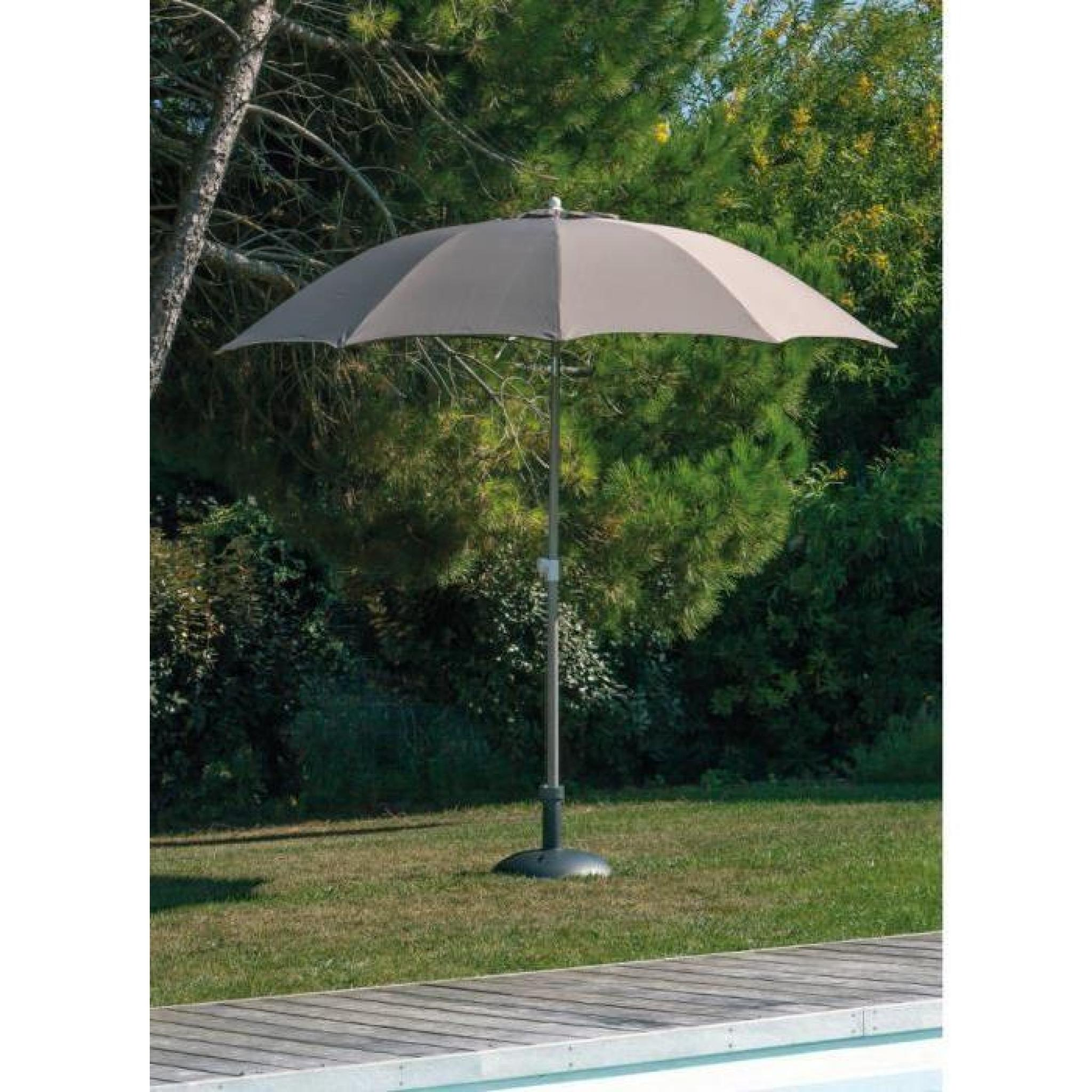 parasol-rond-inclinable-aluminium-2-70m-4 Impressionnant De Parasol Rectangulaire Inclinable