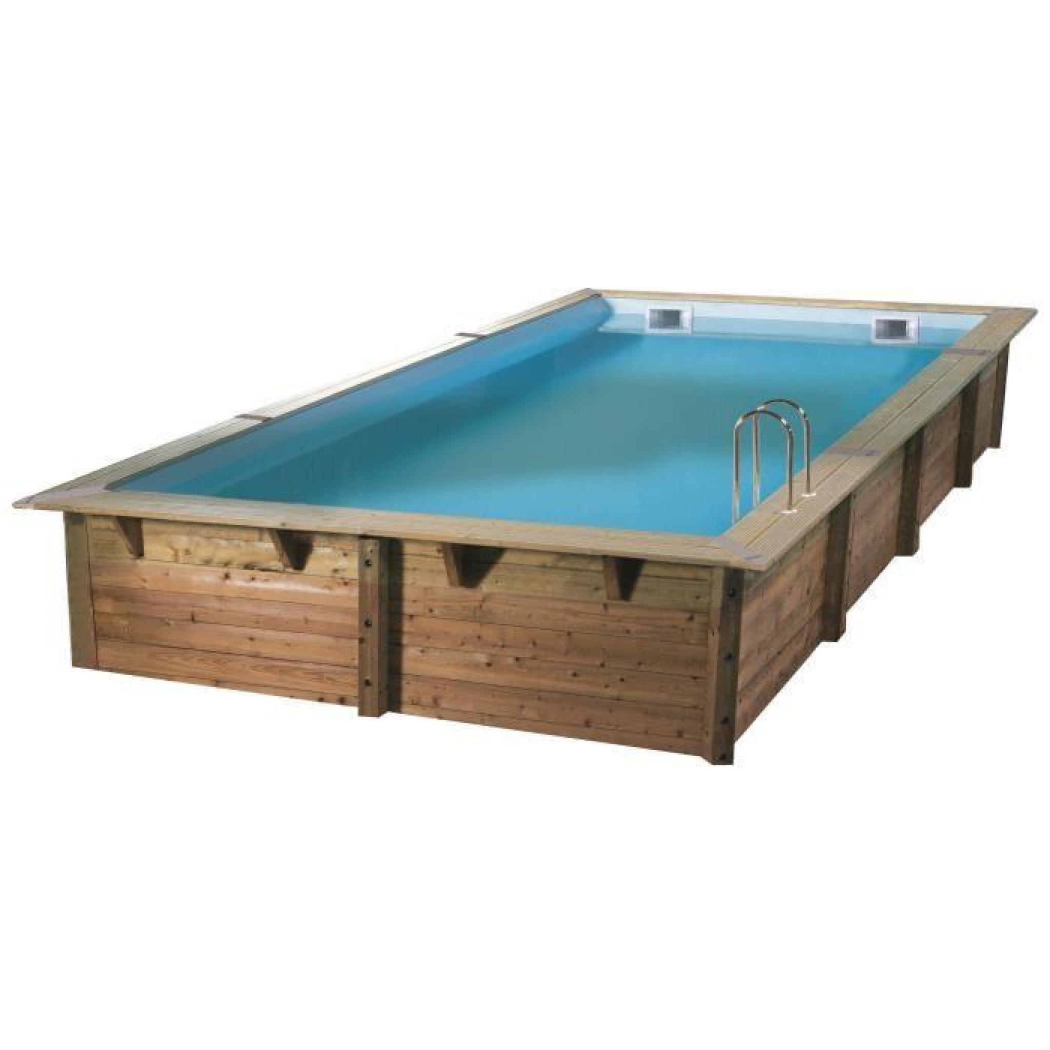 piscine en bois hors sol pas cher
