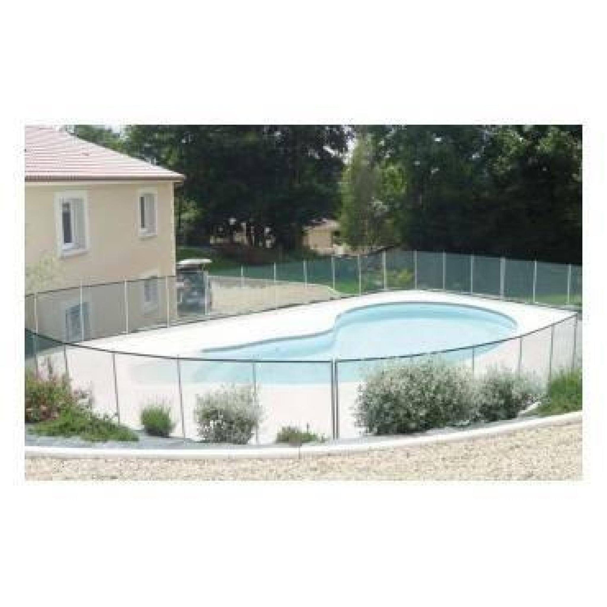 Piscine s curit enfant barri re piscine beethoven verte for Protection enfant piscine