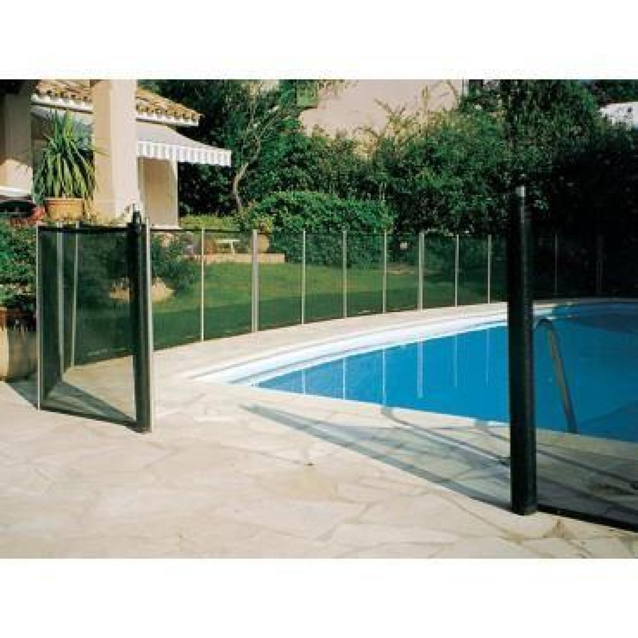 Piscine s curit enfant barri re piscine beethoven noire for Protection enfant piscine
