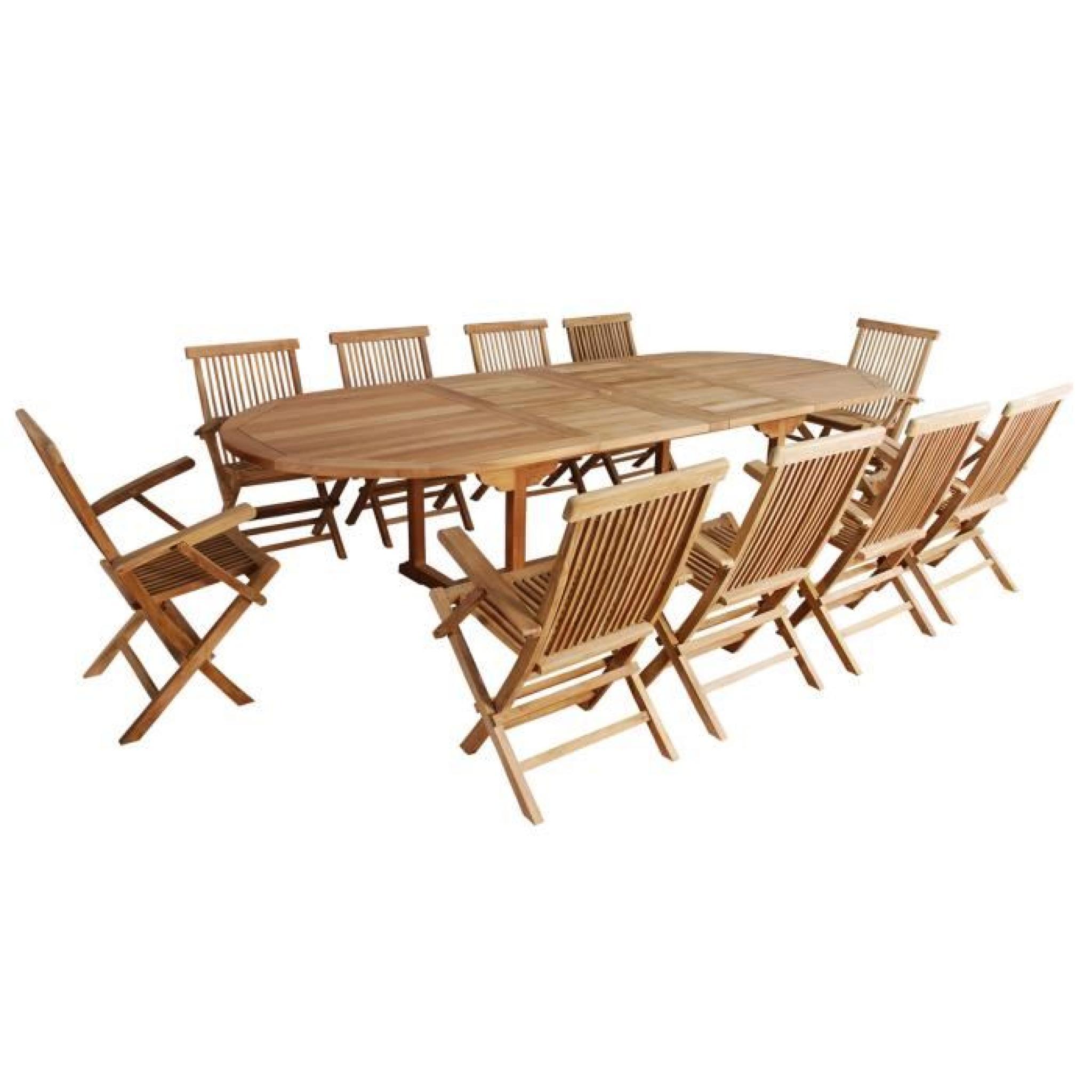 salon de jardin en teck brut qualite grade a 10 achat vente salon de jardin en bois pas cher. Black Bedroom Furniture Sets. Home Design Ideas