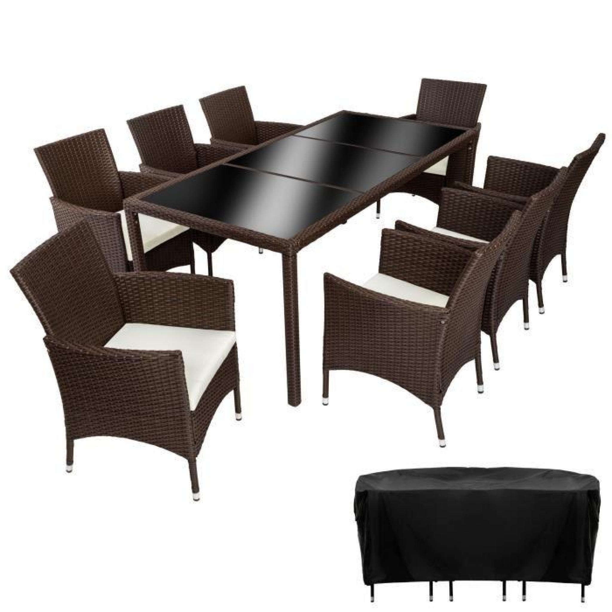 salon-de-jardin-valencia-8-chaises-et-1-table-en-1 Luxe De Salon De Jardin Allibert California Concept
