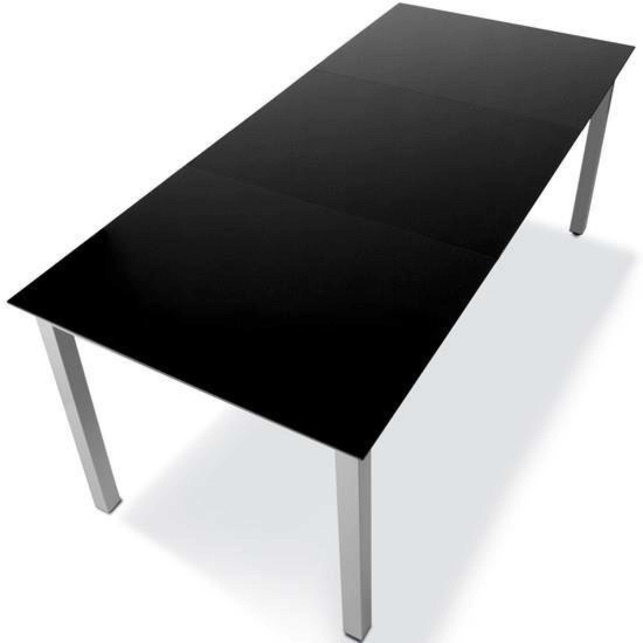 Table de jardin en alu 190 x 87 cm grtts01 gr achat for Jardin 87