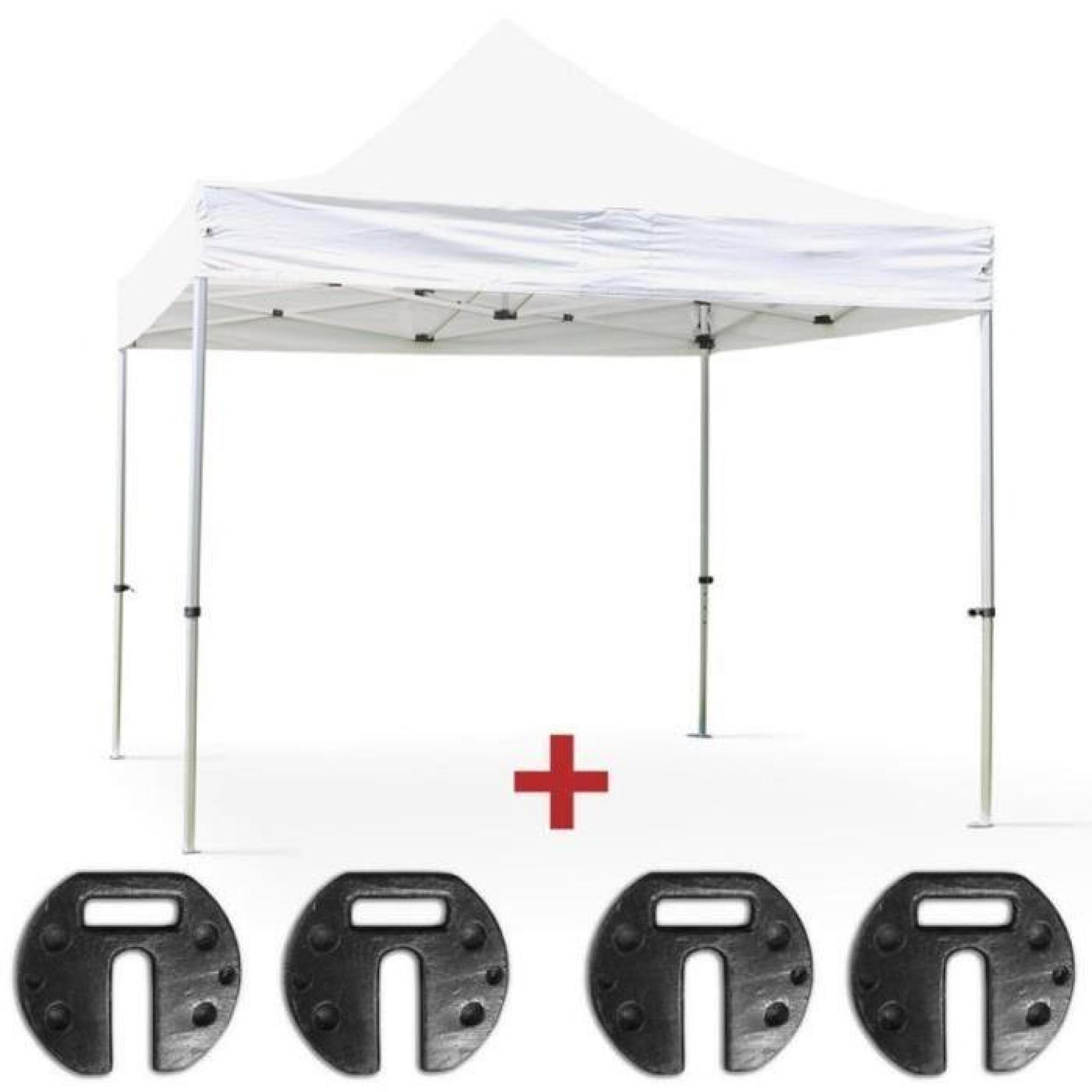 barnum alu 3x3 pas cher. Black Bedroom Furniture Sets. Home Design Ideas