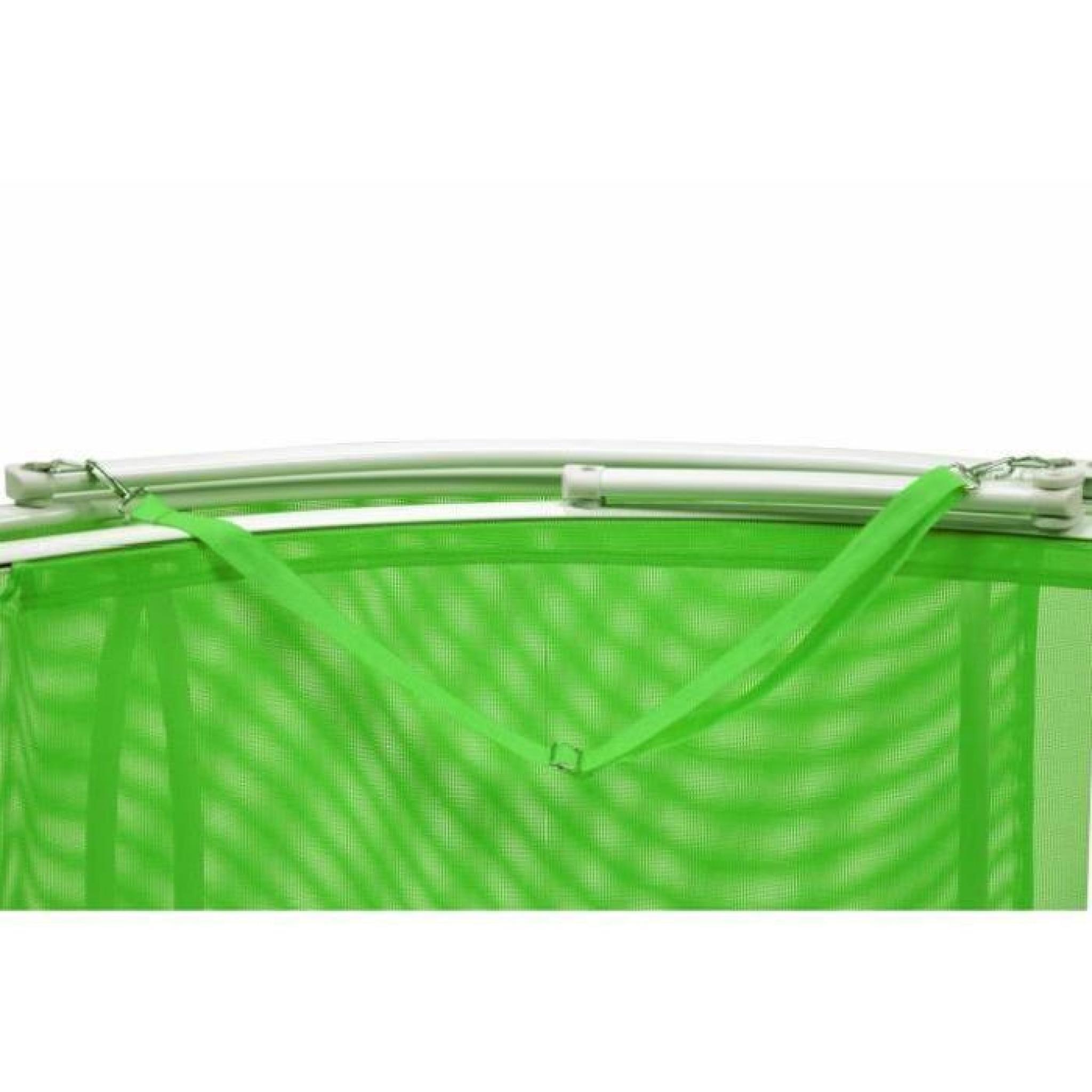 transat pliable vert bain de soleil achat vente transat. Black Bedroom Furniture Sets. Home Design Ideas