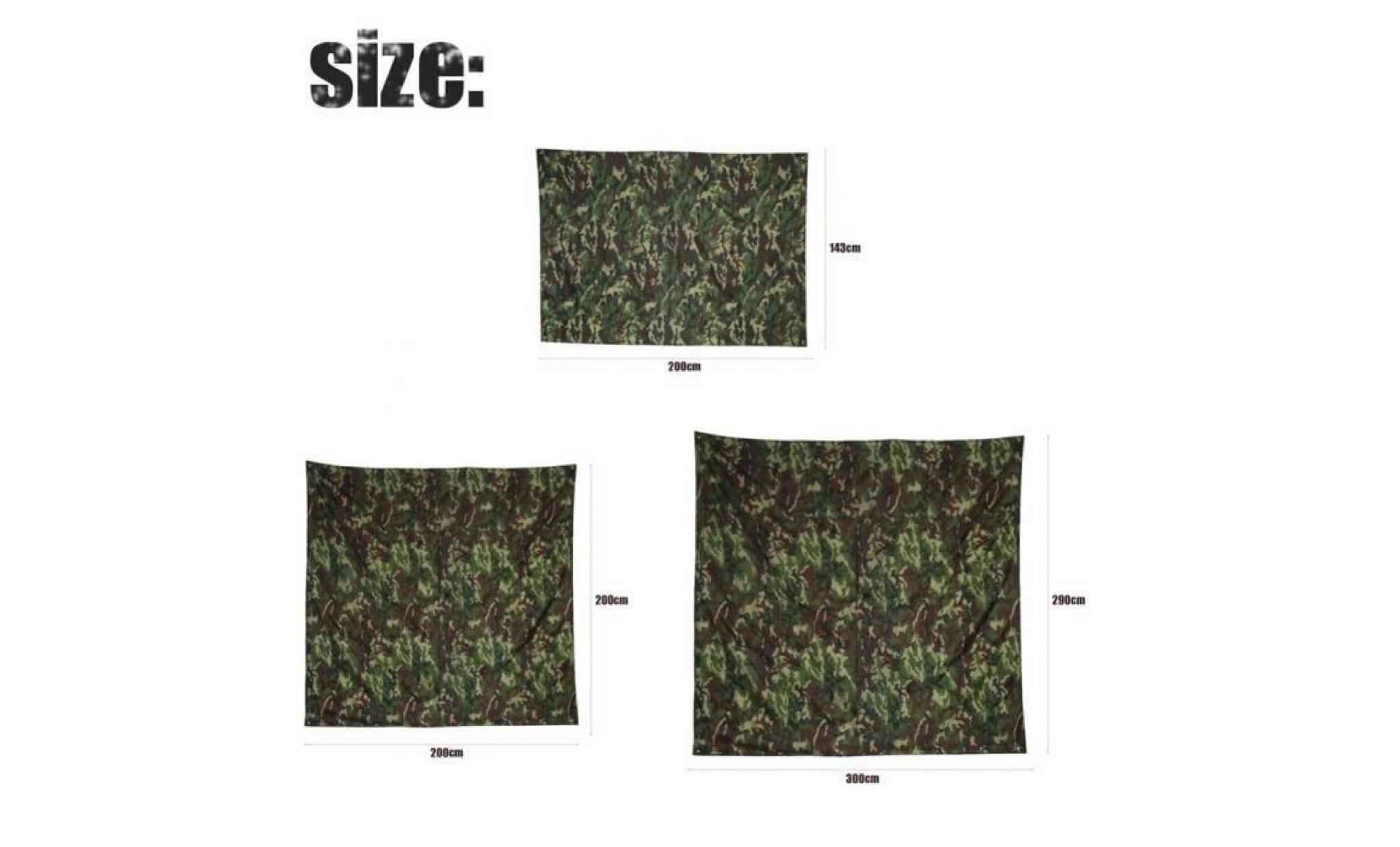 voile d 39 ombrage toile solaire camouflage voile d 39 ombrage. Black Bedroom Furniture Sets. Home Design Ideas