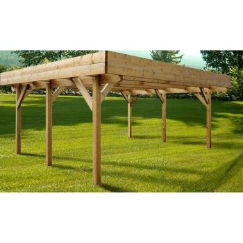 - Carport Autoportant EVOLUTION 2  pas cher