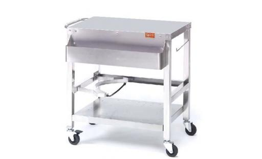 - Chariot a plancha inox speci pas cher