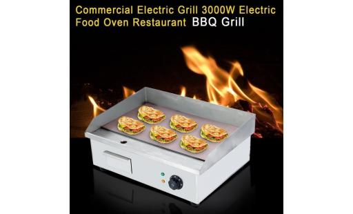 Accessoires barbecue Outad  - grill barbecue électrique 3000w pas cher